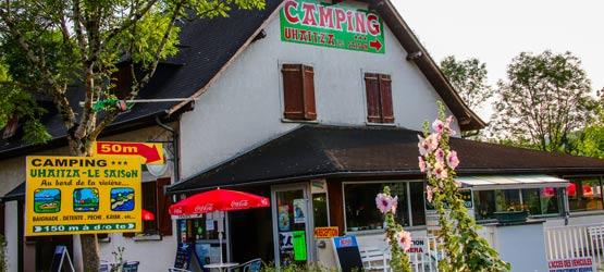 Camping 3 étoiles Mauléon