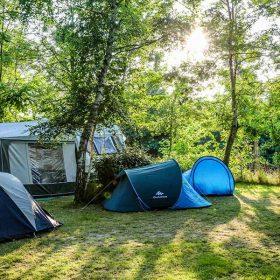 camping bord de rivière pays basque