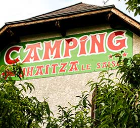 labels camping Pays Basque