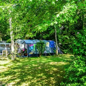 camping pays basque