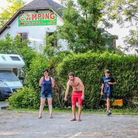 camping basque