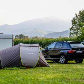 camping au pays basque français
