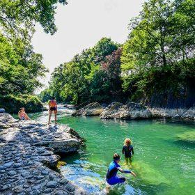 petit camping pays basque